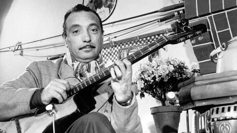 Django Reinhardt: 100 Years Of Hot Jazz