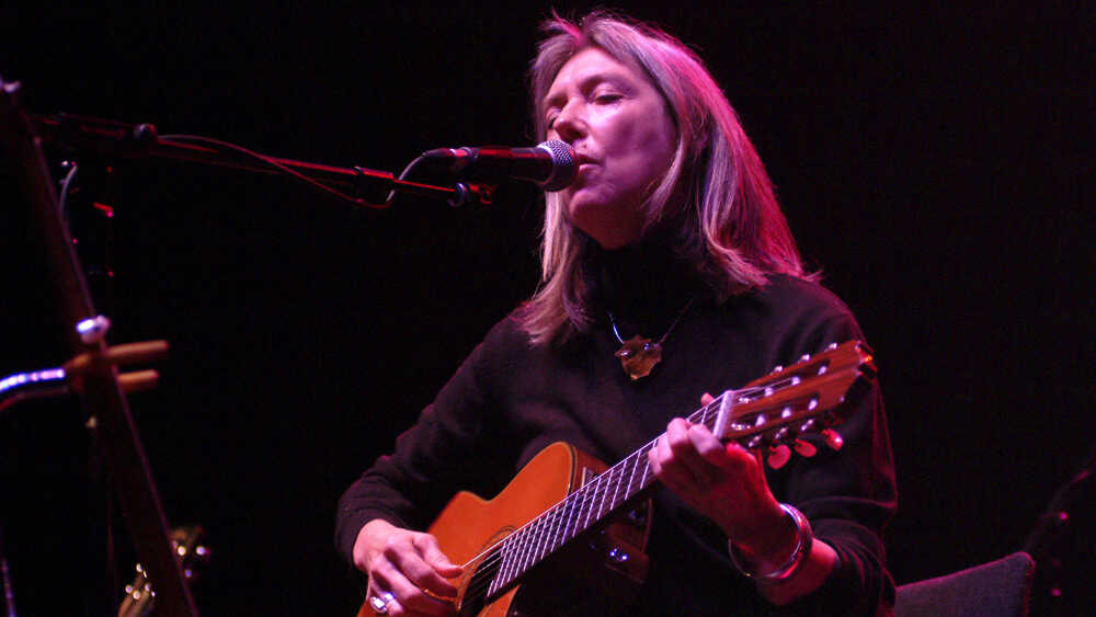 Kate And Anna McGarrigle At Carnegie Hall