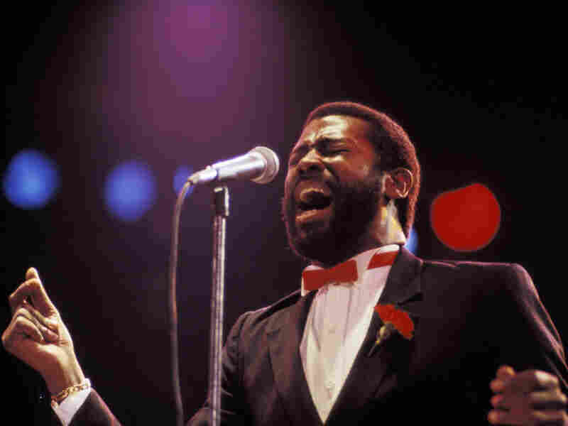Teddy Pendergrass; credit: Redferns