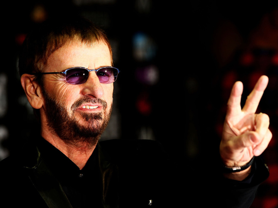 On <em>Y Not</em>, Ringo Starr took the producer's reigns for first time. (Gareth Cattermole/Getty Images Entertainment)