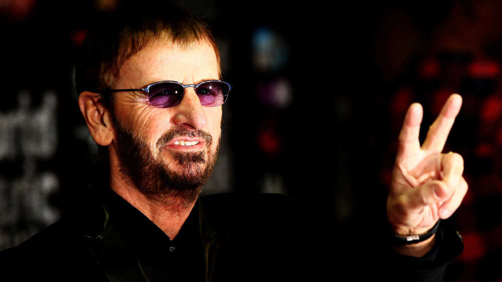 Ringo Starr: The Drums Are Where The Soul Is
