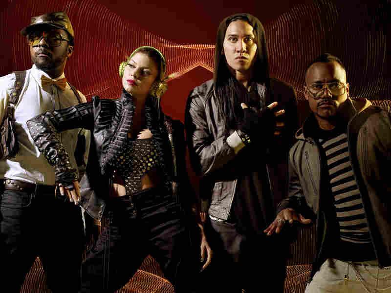 The Black Eyed Peas; courtesy of IGA