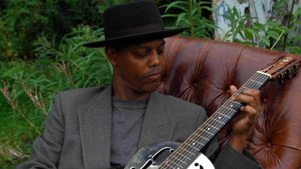 Eric Bibb Plays 'Booker's Guitar'