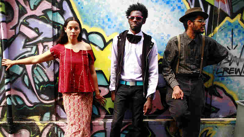 Carolina Chocolate Drops: Old-Time Music With A Twist