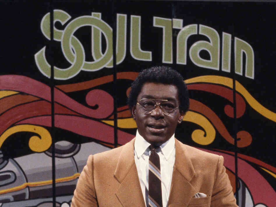 Don Cornelius of Soul Train