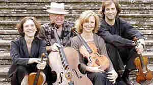 Dante Quartet: Stirring Up Impressionist Energy