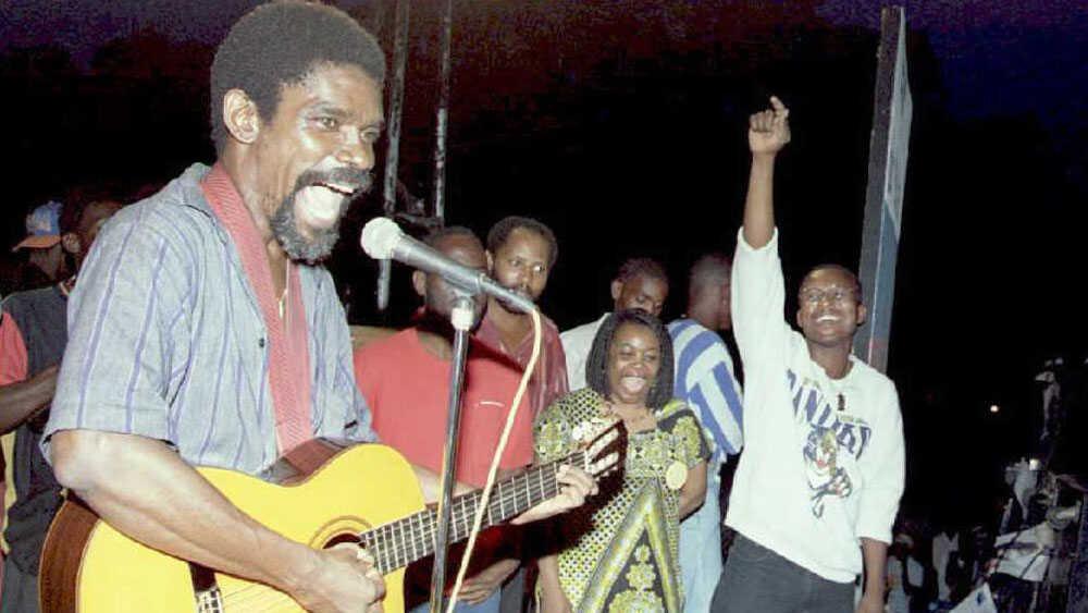 Manno Charlemagne: The Bob Marley Of Haiti