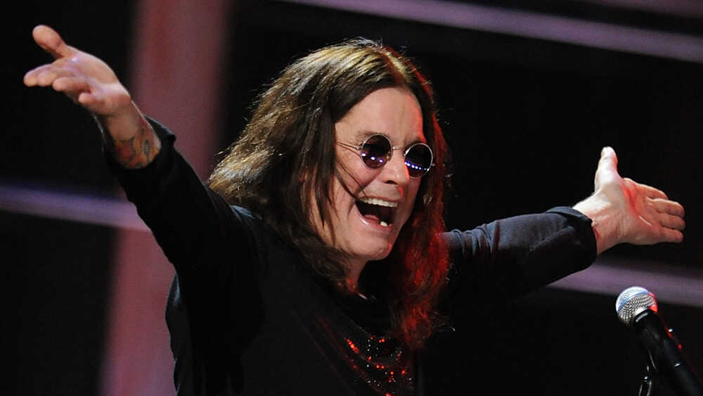 Ozzy Osbourne: The Prince Of Darkness Gets A Book
