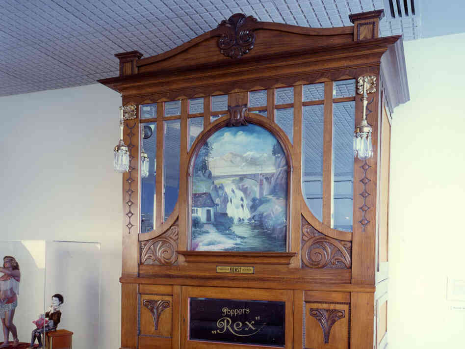 "The Popper's ""Rex"" Orchestrion"
