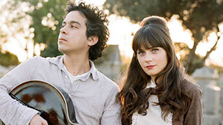 She And Him's Breezy Pop Sensibility