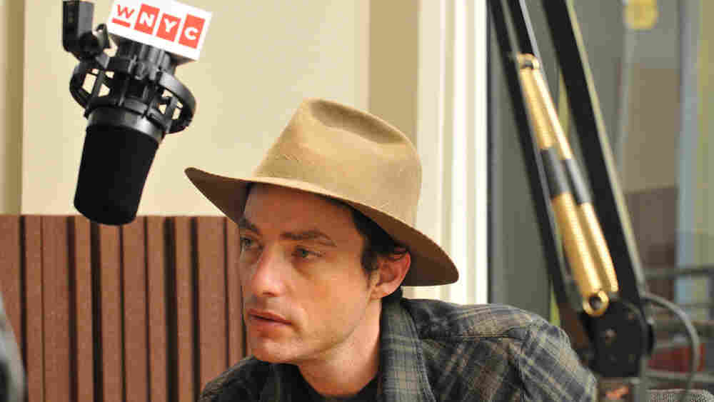 Jakob Dylan at WNYC.