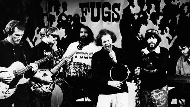 The Fugs in action
