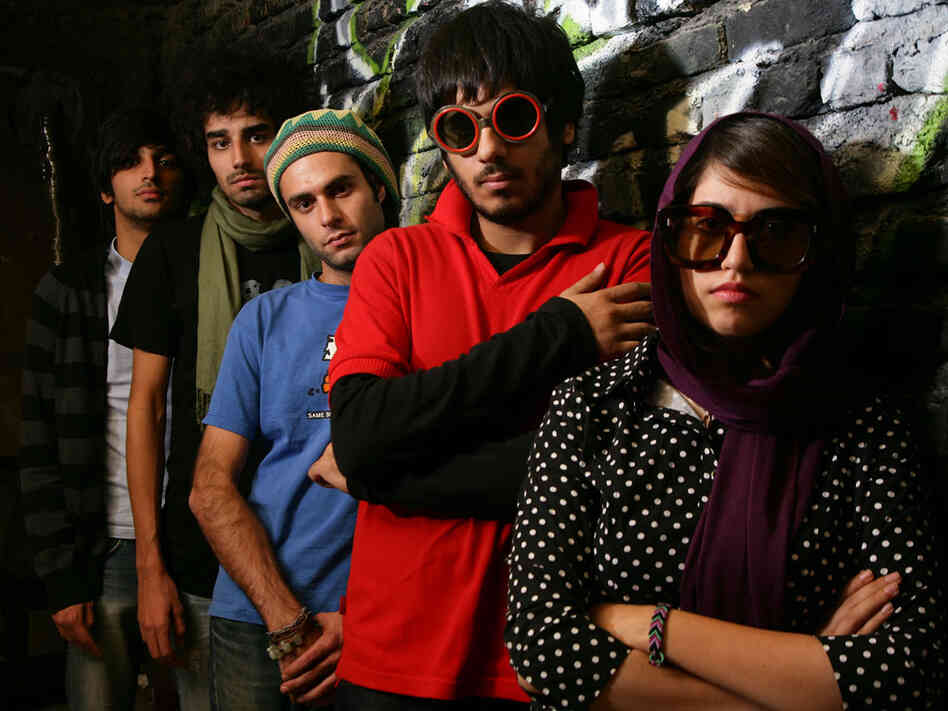 Iranian musicians featured in No One Knows About Persian Cats