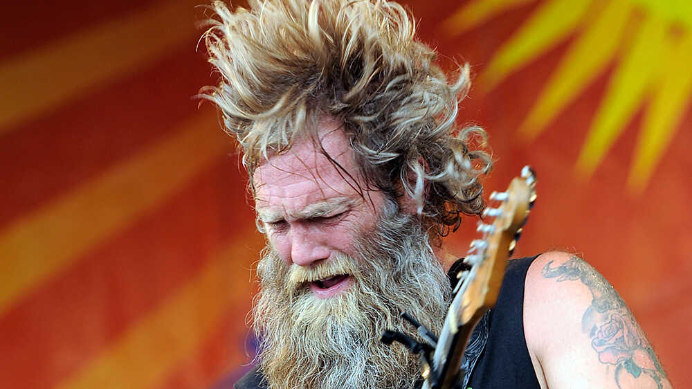 A 'Patchwork' Tour Of New Orleans With Anders Osborne