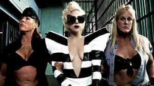 Gaga in Telephone Video