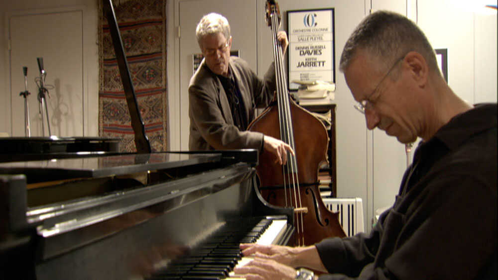 Charlie Haden And Keith Jarrett Channel The Standards