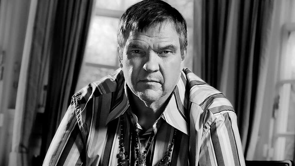 Meat Loaf Starts Over With 'Hang Cool Teddy Bear'