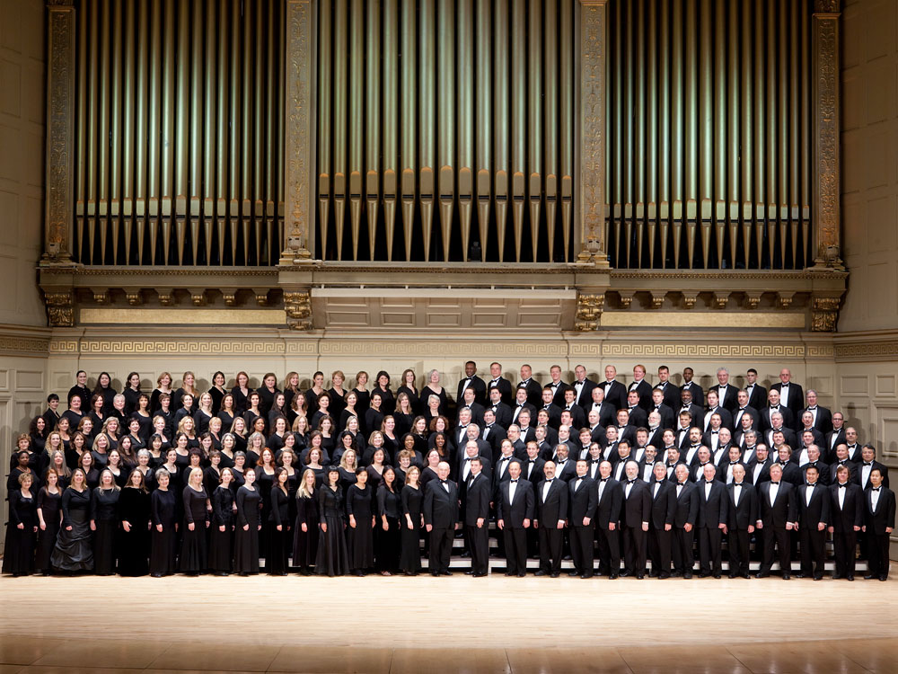 The tanglewood festival chorus turns 40 npr for The tanglewood