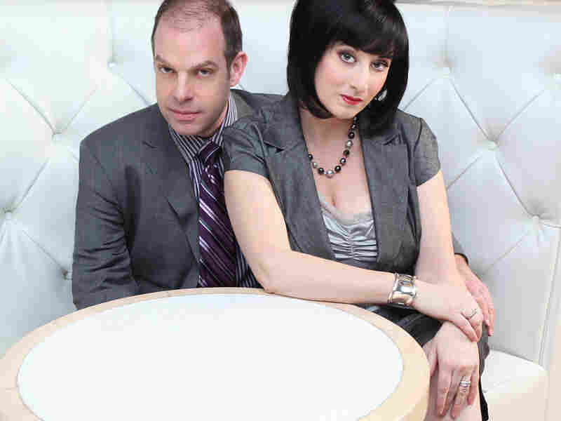 Renee Rosnes and Bill Charlap