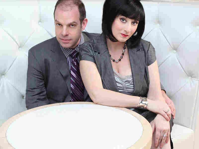 Renee Rosnes and Bill Charlap