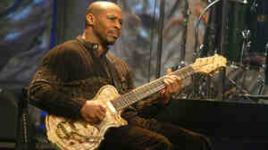 Kevin Eubanks spent 15 years as the leader of the Tonight Show Band.