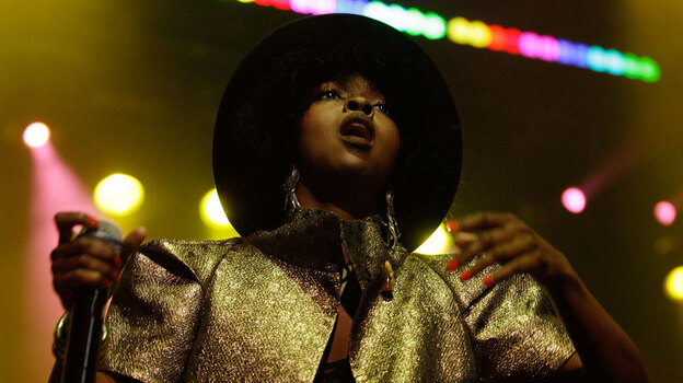 Lauryn Hill performs in January in Sydney, Australia. (Getty Images)