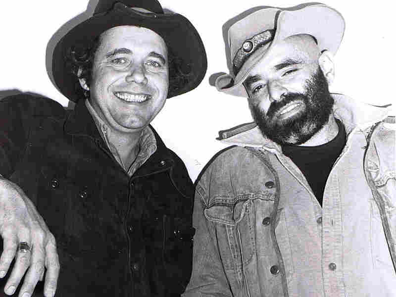Bobby Bare Sr. and Shel Silverstein