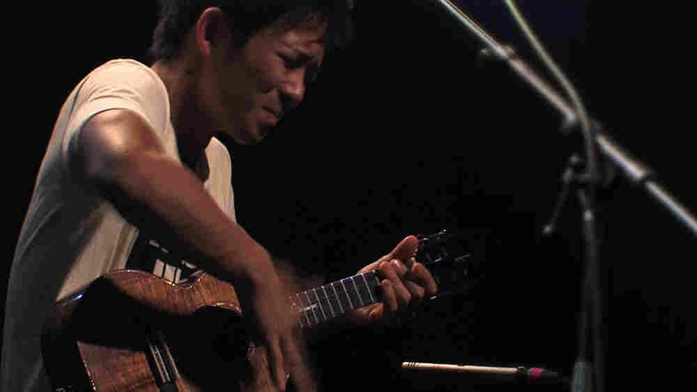 Jake Shimabukuro; courtesy of Tiny Goat Films, Ltd.
