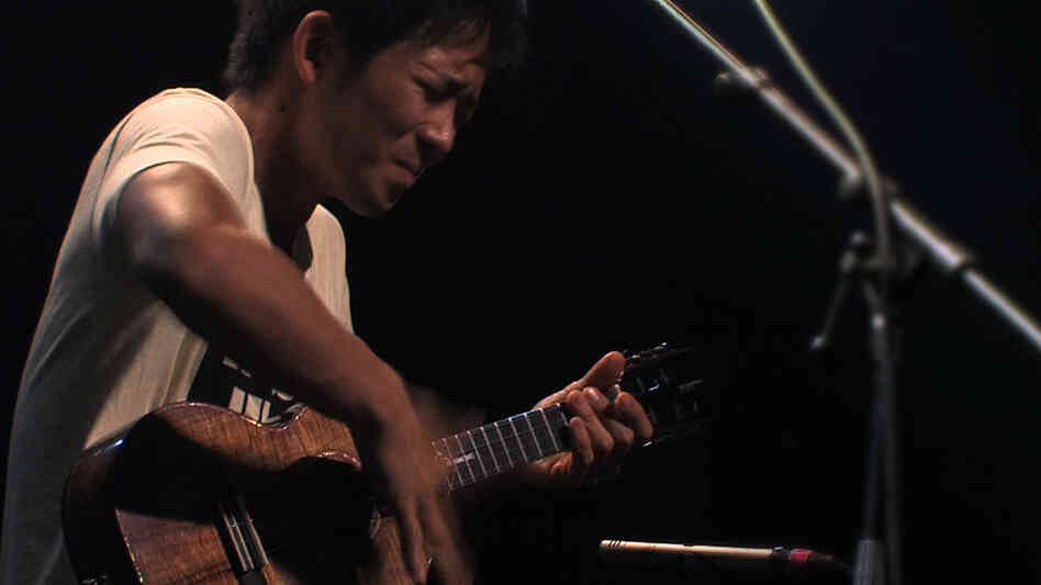 Jake Shimabukuro; courtesy of Tiny Goat Films, Ltd.