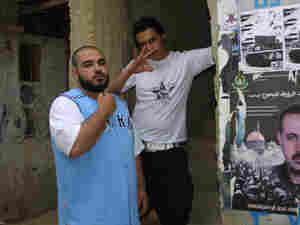 Palestinians In Lebanon Find A Political Tool In Hip-Hop