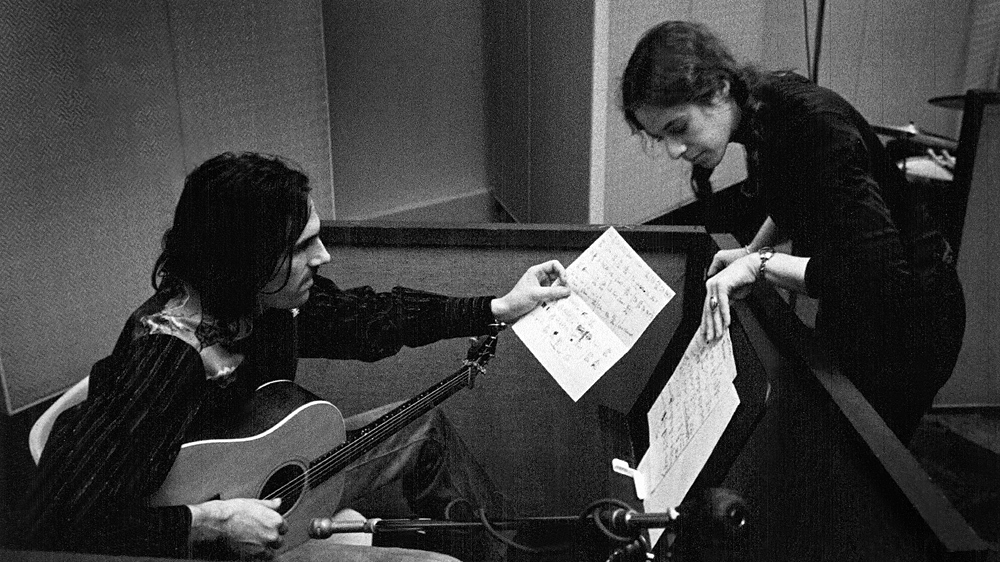 Carole King James Taylor Together 40 Years Later Npr