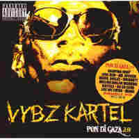 Cover for Vybz*: Credit Vybz