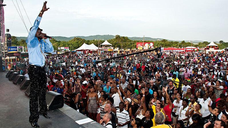 Reggae SumFest Thrives Despite Violence In Jamaica NPR - Reggae sumfest
