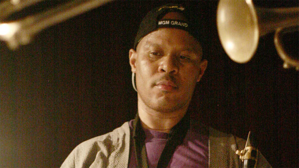 Steve Coleman: 'Harvesting' Funky, Brainy Jazz