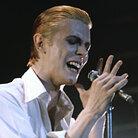 David Bowie as Thin White Duke