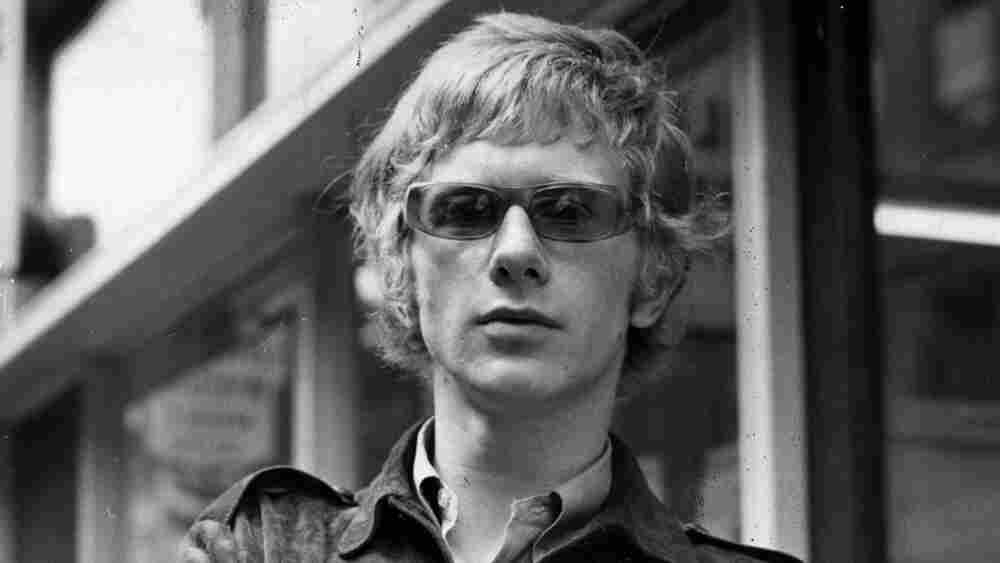 Andrew Loog Oldham, pictured here in 1964, completely revamped The Rolling Stones' look and behavior