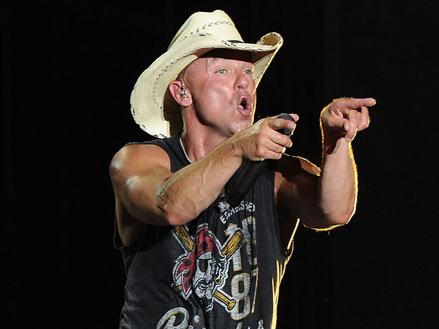 On <em>Hemingway's Whiskey,</em> Kenny Chesney says he feels like a different artist and a different person.