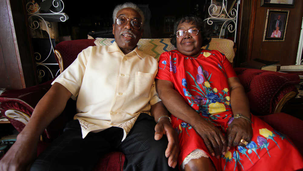 African-American Quartet Tradition Alive In Texas