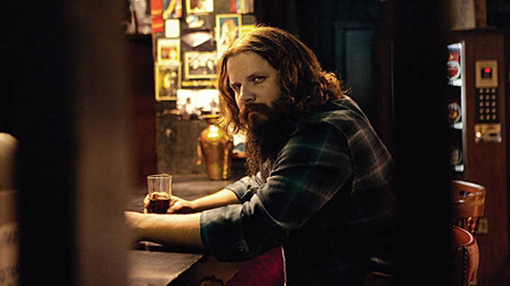 Jamey Johnson: Dabbling In Black And White