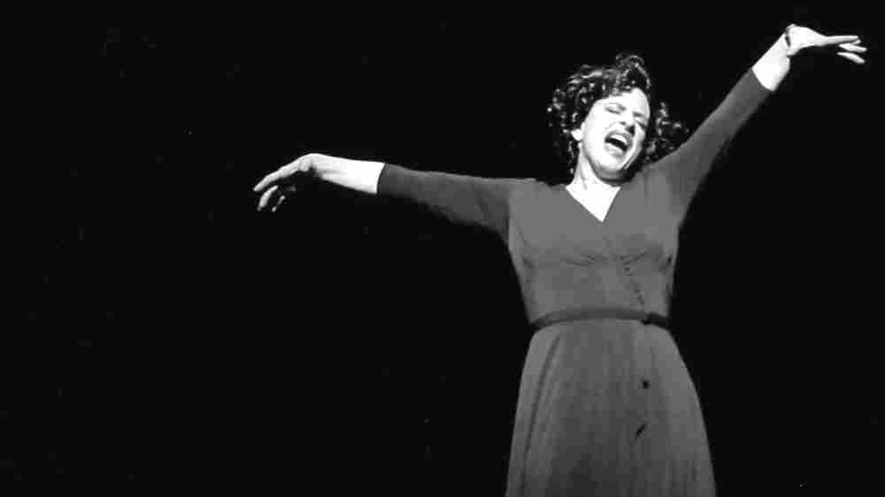 Patti LuPone as Rose in the 2008 Broadway revival of 'Gypsy.'
