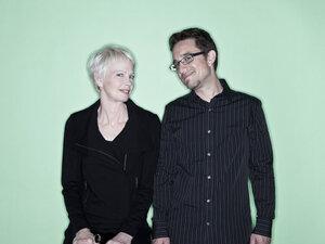 Joan Jeanrenaud and PC Muñoz; Credit: Michele Clement