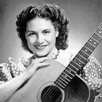 Wells, who died Monday, became a star at a time when women didn't have hits in country music.