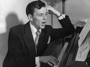 Sinatra At Piano