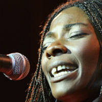 A Spanish singer whose music radiates intensity, Buika says what you hear in her voice is freedom.
