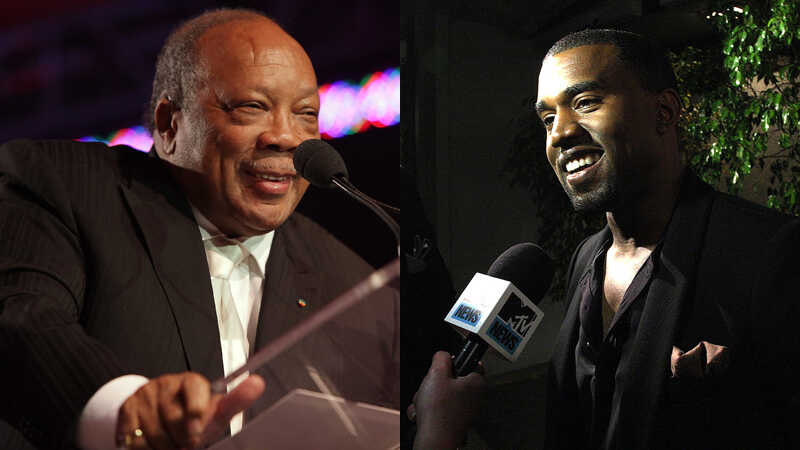 Quincy Jones Vs. Kanye West, And Why It Matters For Jazz