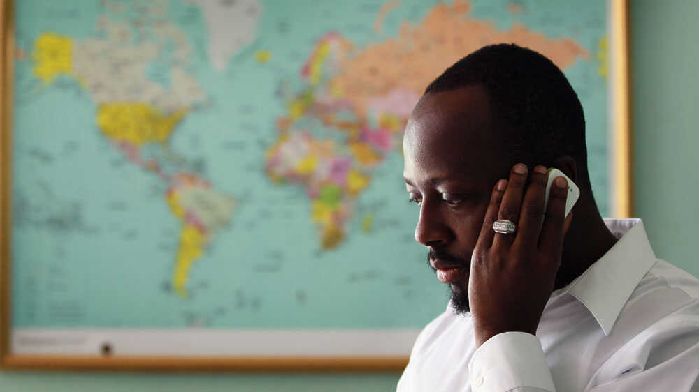 Politics And Music In  Wyclef Jean's Haitian Experience