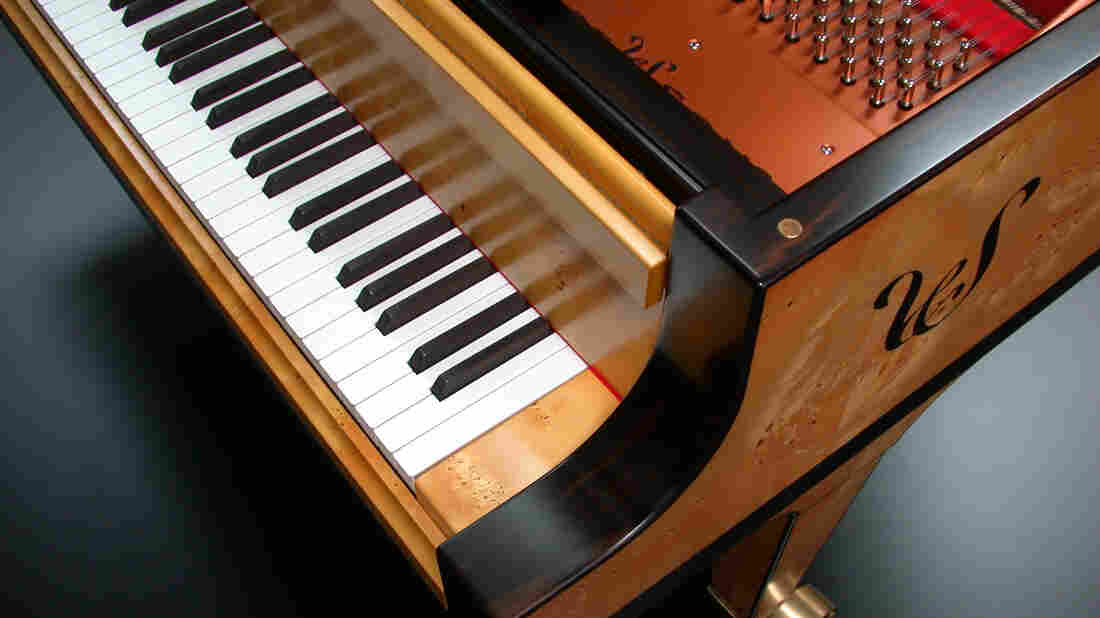 Stuart and Sons piano