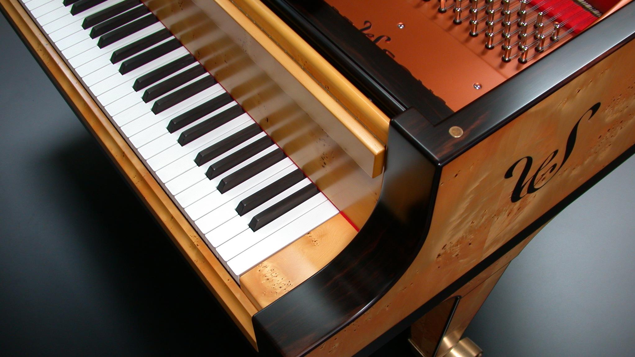 Musical Innovation: A Grander Grand Piano