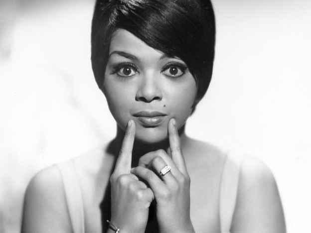 Motown recording star Tammi Terrell poses for a portrait.