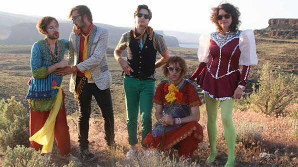 Of Montreal Explores 'Groove Bass' On 'False Priest'